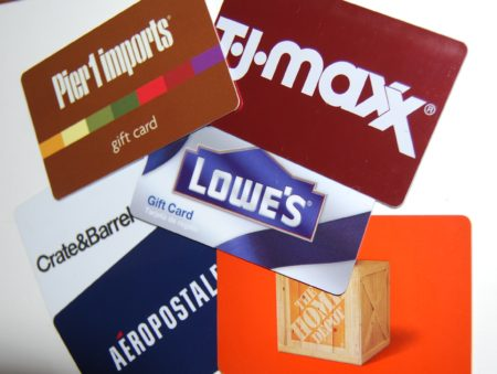 Purchase Gift Cards | Money on Books | Non-Profit